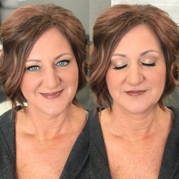 Mother Of The Bride Makeup Off 77